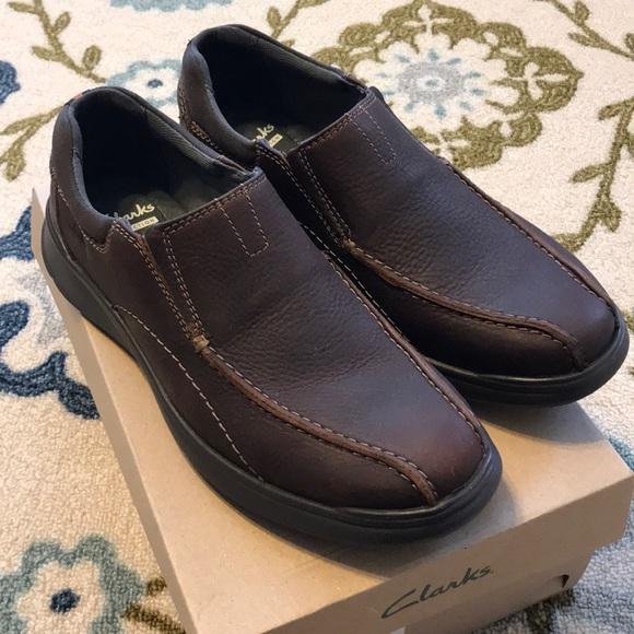 Clarks Men's Cotrell Step Shoe